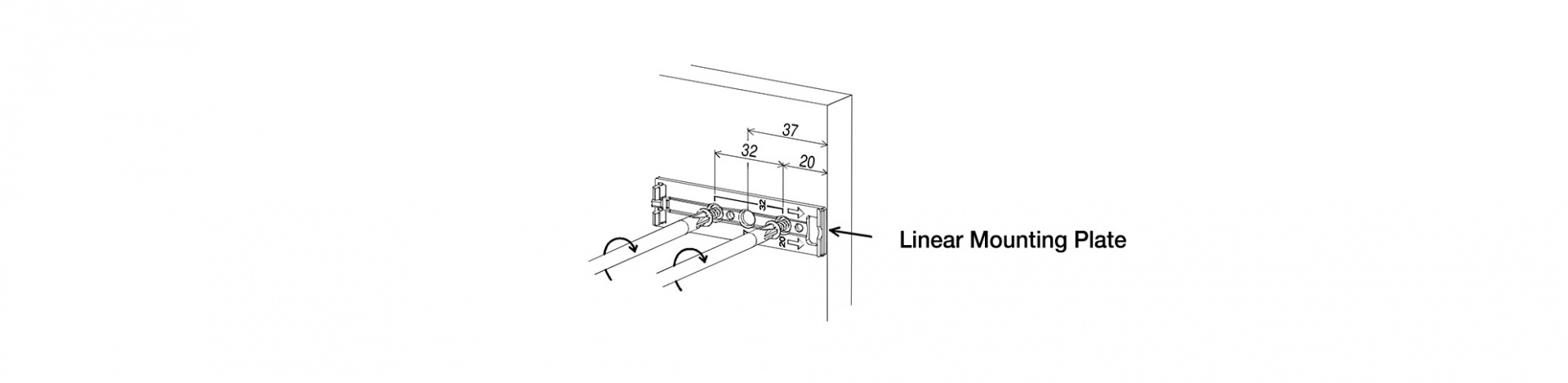 linear plate