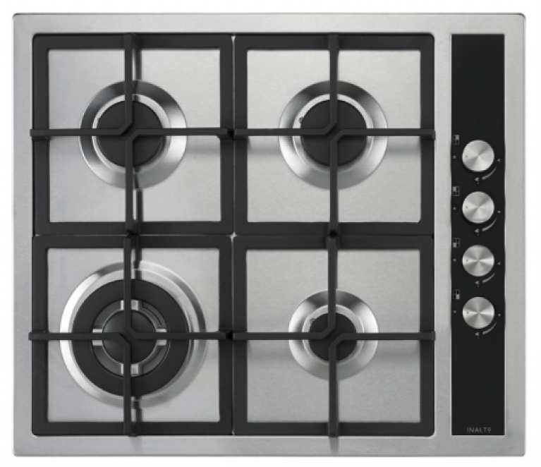 600mm 4 Burner Side Control Gas Cooktop