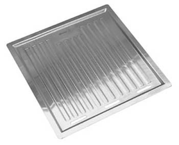 Hand Fabricated Drainer Tray
