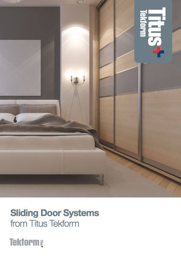 Sliding Door Brochure
