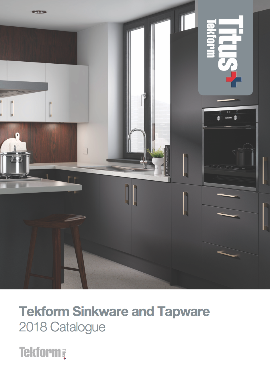 Sinkware and Tapware Brochure 2018