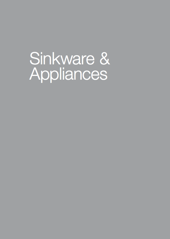 Sinkware & Appliances