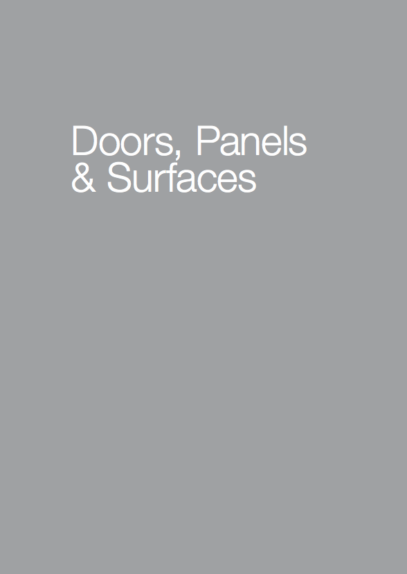 Doors, Panels & Surfaces