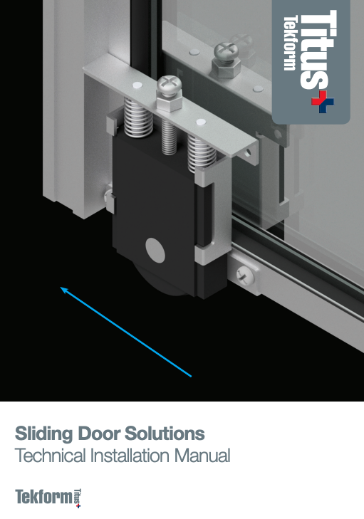 Sliding Door Technical Manual
