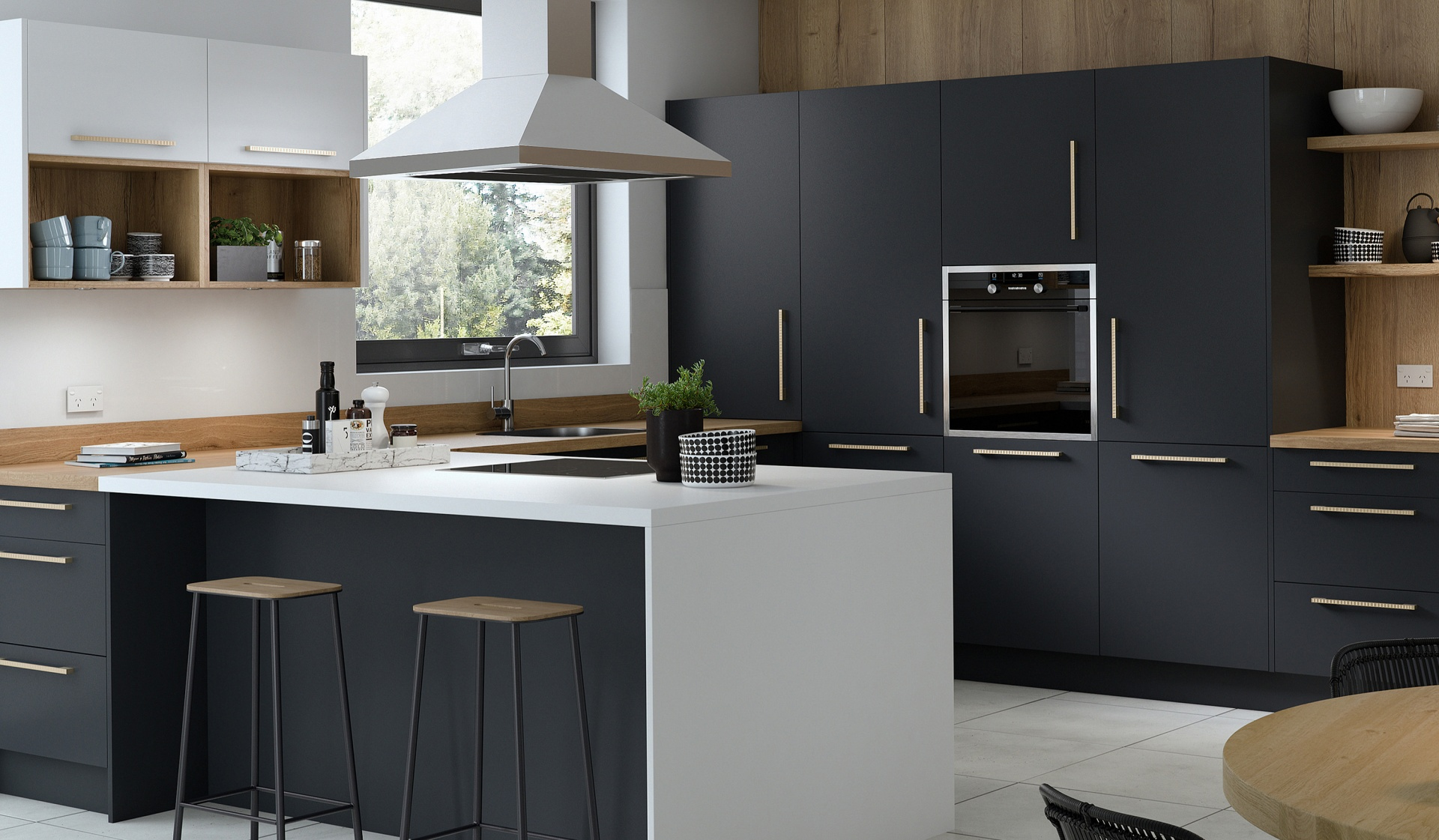 ECO1 Kitchens opts for OptiMatt PET for a quality non-toxic alternative