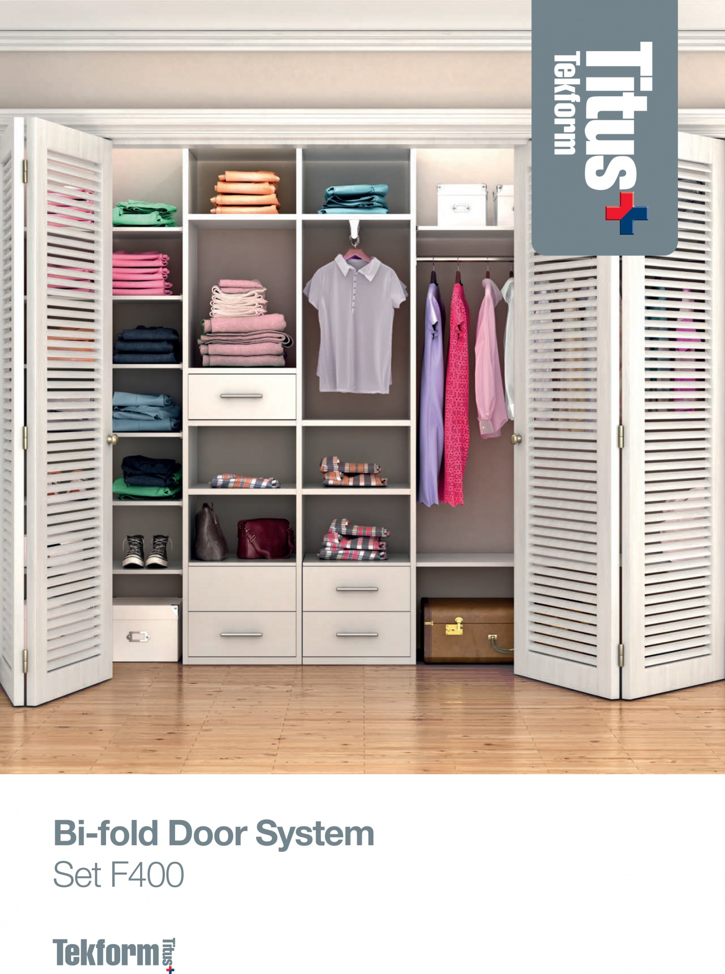 Set F400 Bi-Fold Door Brochure