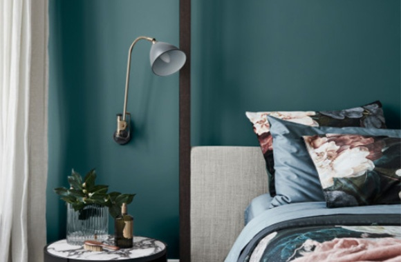 5 Soothing Paint Colour Palettes for Quiet Spots