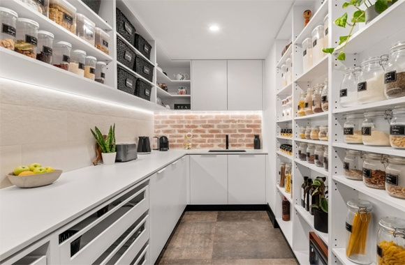 15 Smart Ideas From Beautifully Organised Pantries